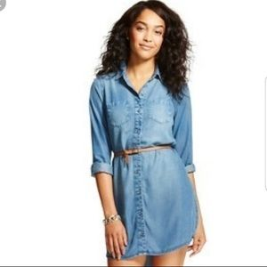 Merona Denim Dress